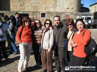 Miranda del Castañar - Sierra de Francia; licencia montaña 2015